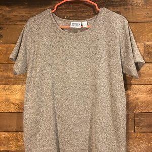 Chico's Design Grey Shirt